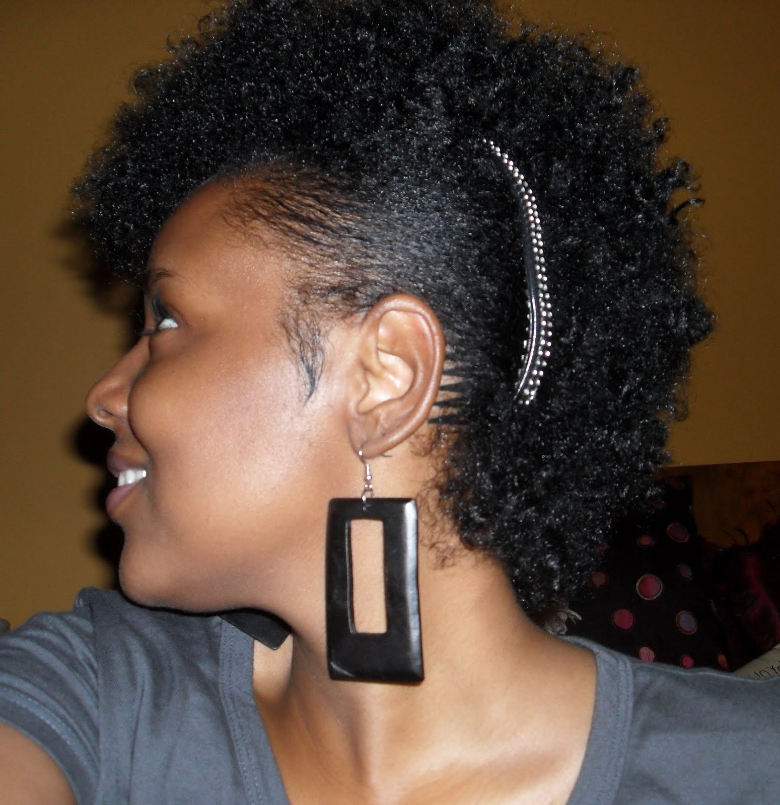 Short Hairstyles African American Natural Hair – Hairstyle For Women With Short Haircuts For Natural African American Hair (View 11 of 25)