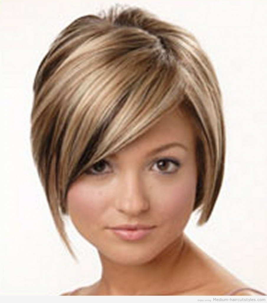Short Hairstyles : Awesome Cute Bob Haircuts For Teenage Girls Within Short Hair Cuts For Teenage Girls (View 18 of 25)
