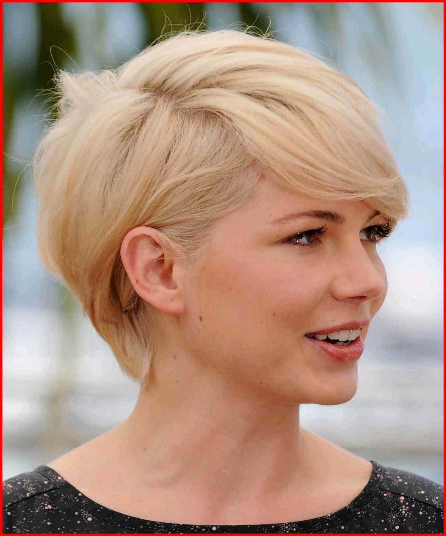 Displaying Photos of Short Hairstyles For Thin Hair And Round Faces ...