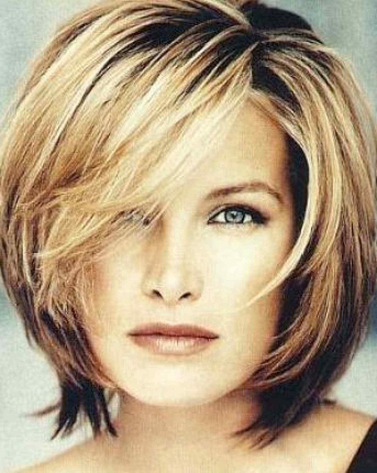 Short Hairstyles Fine Thin Hair Over 50 Elegant 25 Luxury Medium With Medium To Short Hairstyles Over (View 15 of 25)