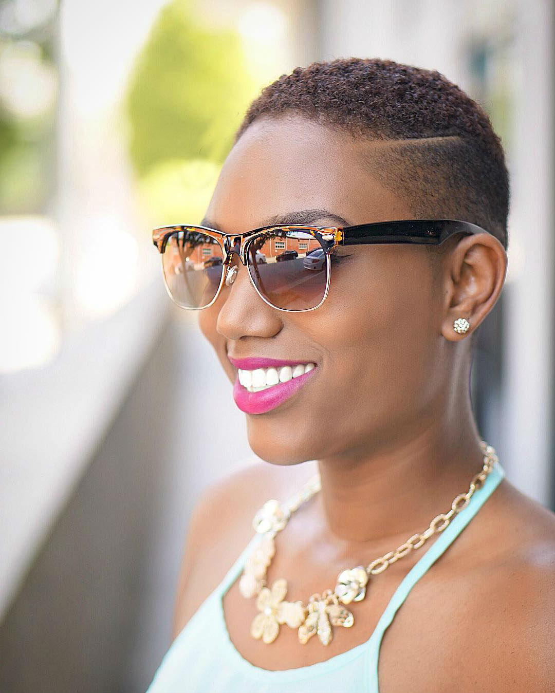 Short Hairstyles For African Women – Hairstyles 2018 Intended For African Women Short Hairstyles (View 12 of 25)