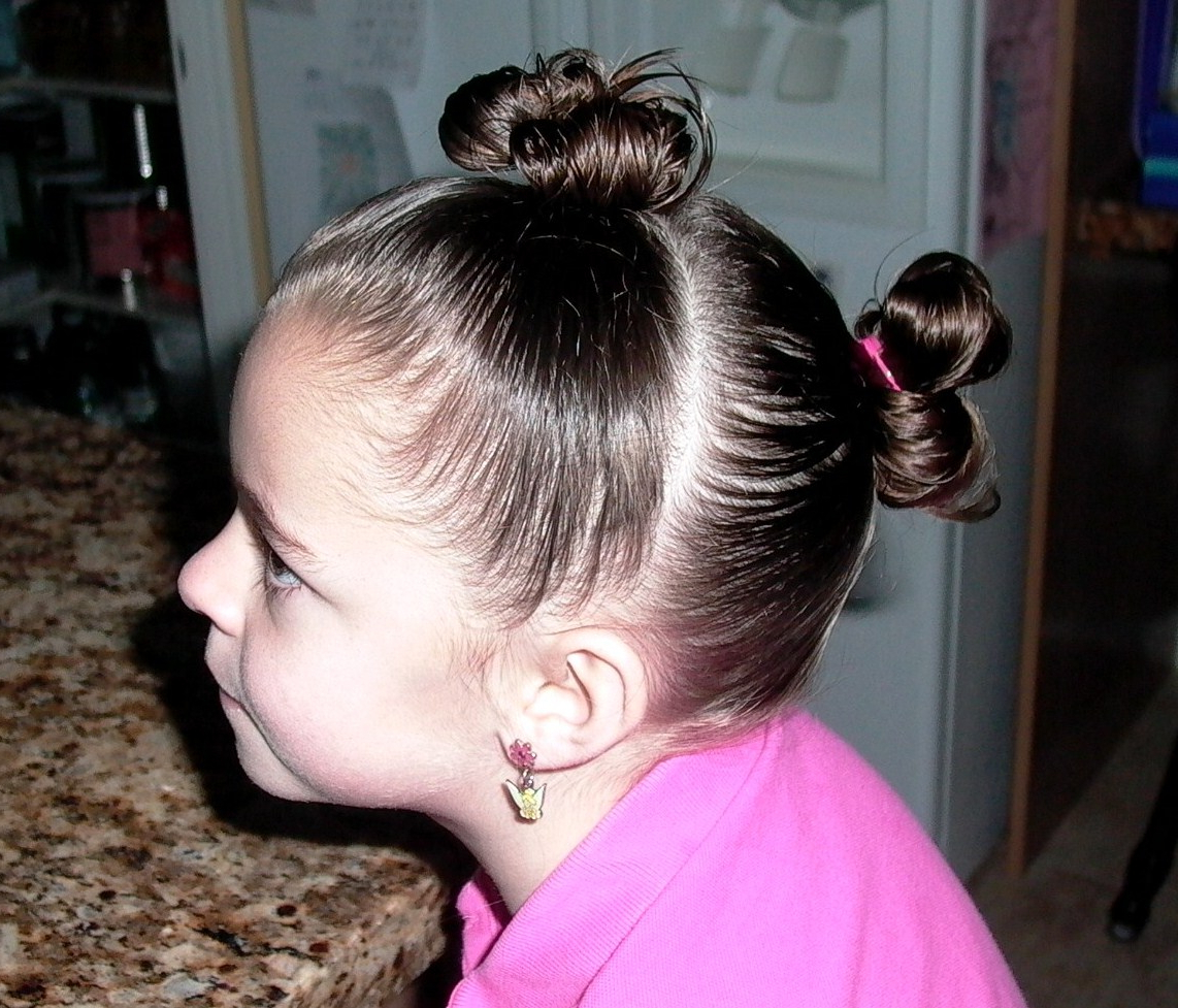 Short Hairstyles For Black Little Girls – Hairstyle For Women & Man Intended For Black Little Girl Short Hairstyles (View 4 of 25)