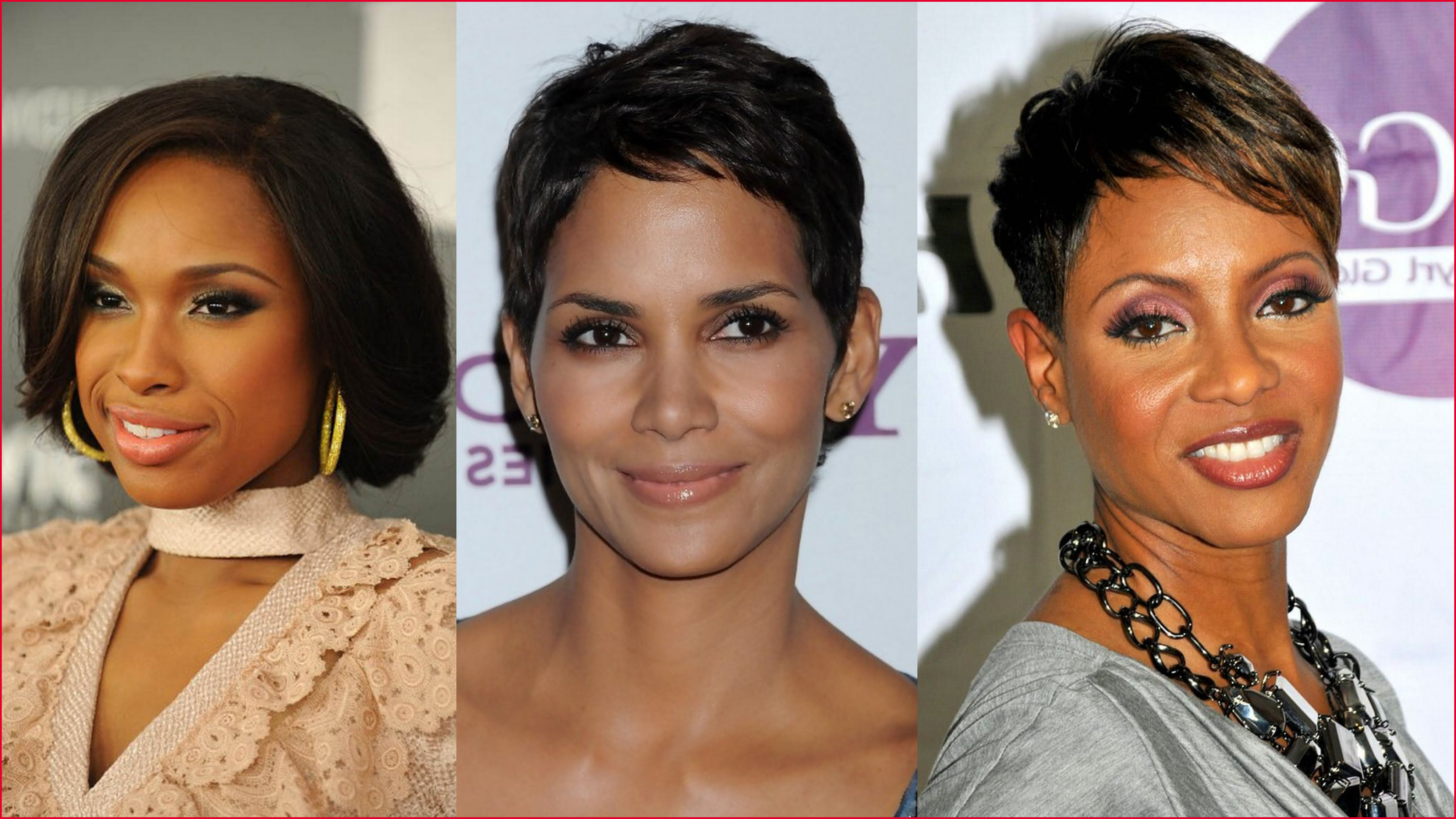 Short Hairstyles For Black Women With Fine Hair 250305 50 Best Short Intended For Short Hairstyles Fine Hair Over  (View 20 of 25)