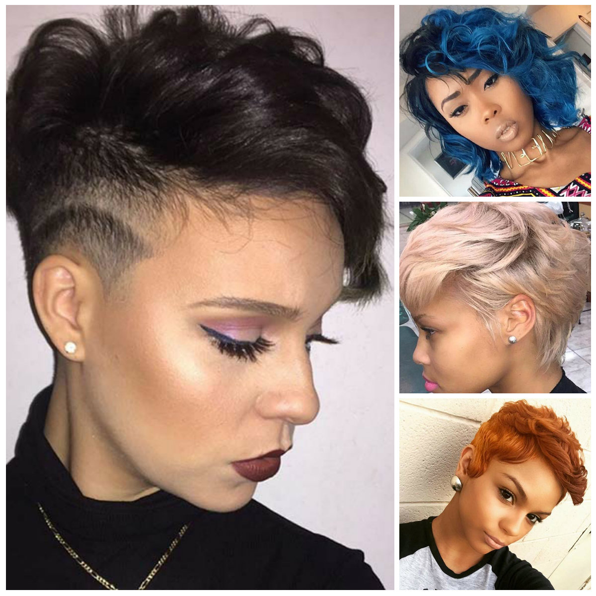 Short Hairstyles For Fall 2017 – Hairstyles Ideas Throughout Fall Short Hairstyles (View 17 of 25)