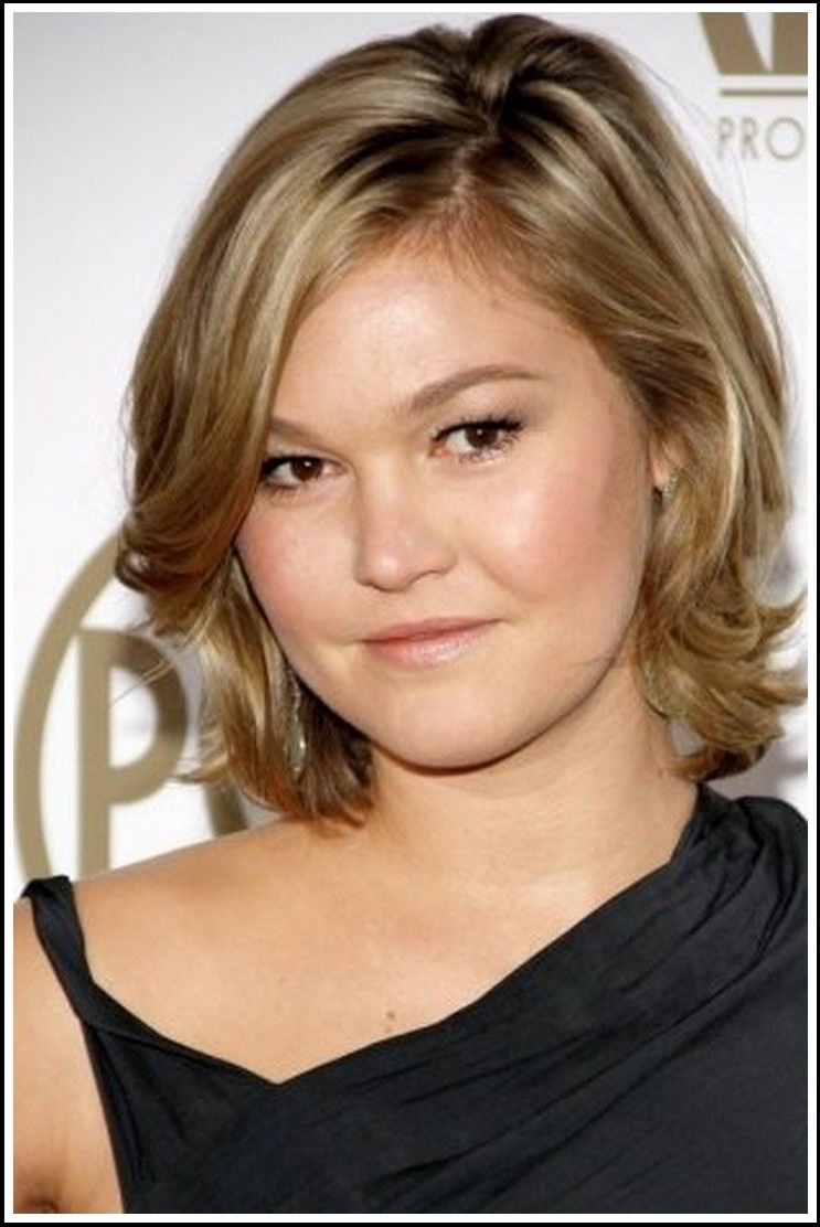 Short Hairstyles For Fat Faces And Double Chins | Http://misszoe regarding Short Haircuts For Big Round Face