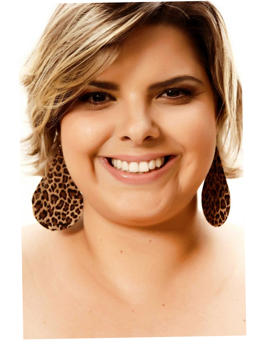 Short Hairstyles For Fat Faces – Hairstyles Ideas Regarding Short Hair For Round Chubby Face (View 10 of 25)