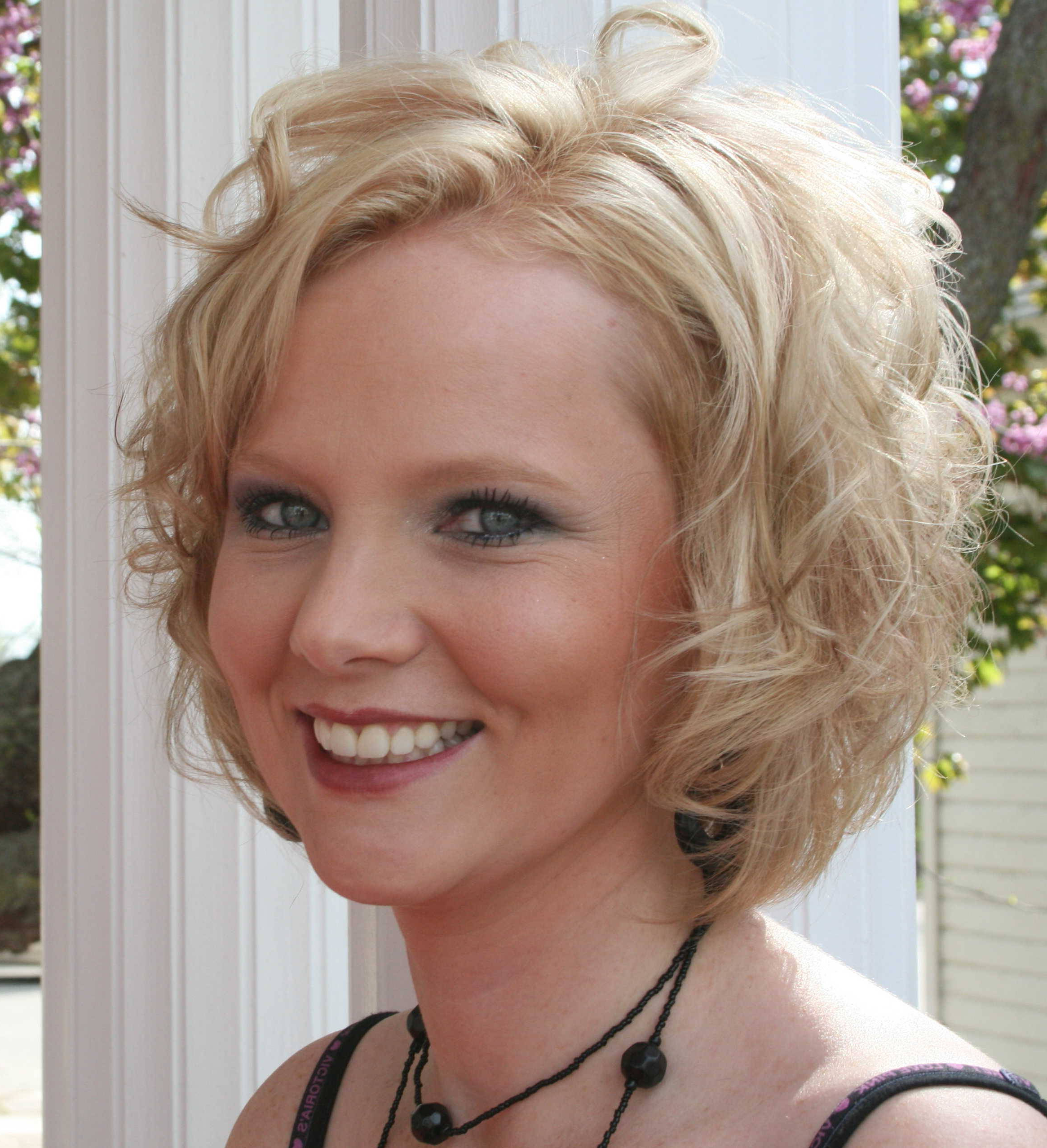 Short Hairstyles For Fine Curly Hair 2017 Image New 42 Easy Curly Pertaining To Short Hairstyles For Fine Curly Hair (View 19 of 25)