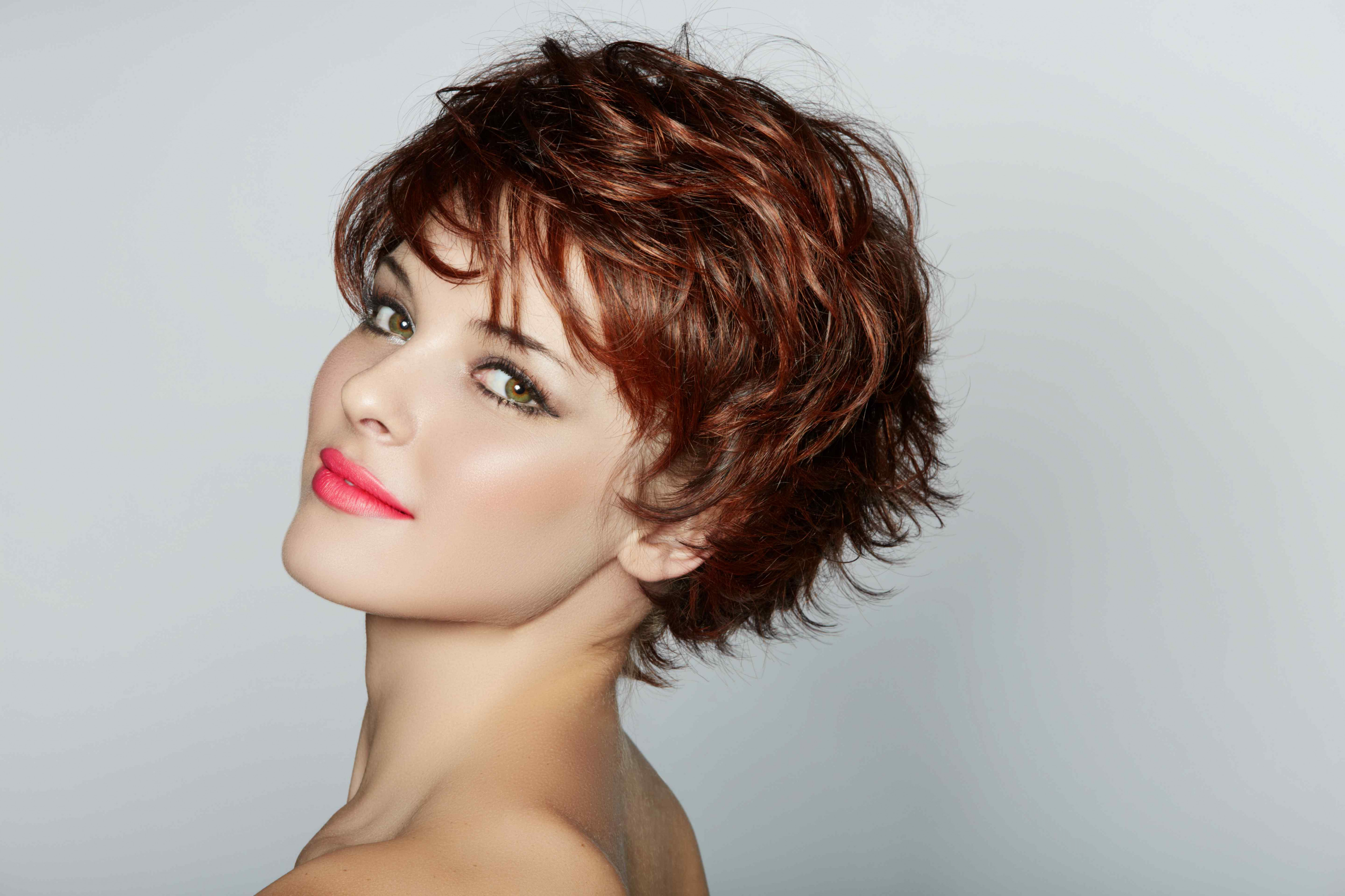 Short Hairstyles For Fine Hair   Best Hairstyles And Haircuts For Regarding Short Hairstyles For Wavy Fine Hair (View 21 of 25)