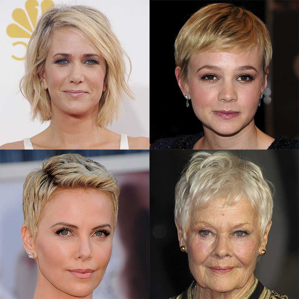 Short Hairstyles For Fine Or Thin Hair For Trendy Short Hairstyles For Thin Hair (View 24 of 25)