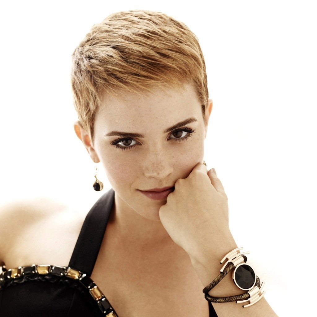 Short Hairstyles For Fine Thin Hair And Round Face – Best Short Hair In Messy Short Haircuts For Women (View 23 of 25)