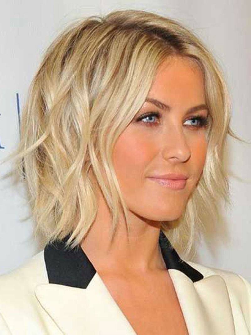 Short Hairstyles For Fine Wavy Hair. (View 22 of 25)