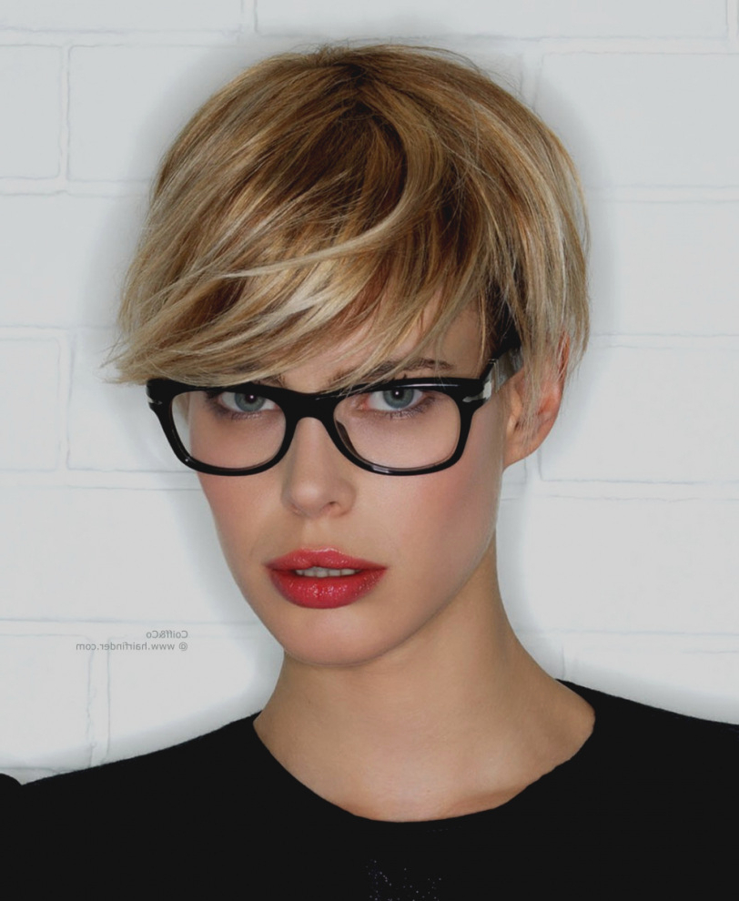 Short Hairstyles For Glasses Wearers Lovely 199 Best Short Bob Intended For Short Haircuts For Glasses Wearer (View 23 of 25)