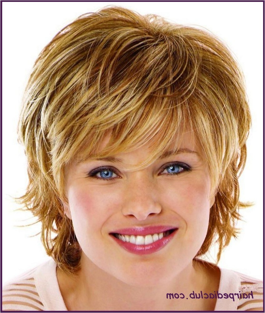 Short Hairstyles For Long Faces And Fine Hair   Short Haircuts For Inside Short Hairstyles For Fine Hair And Long Face (View 21 of 25)