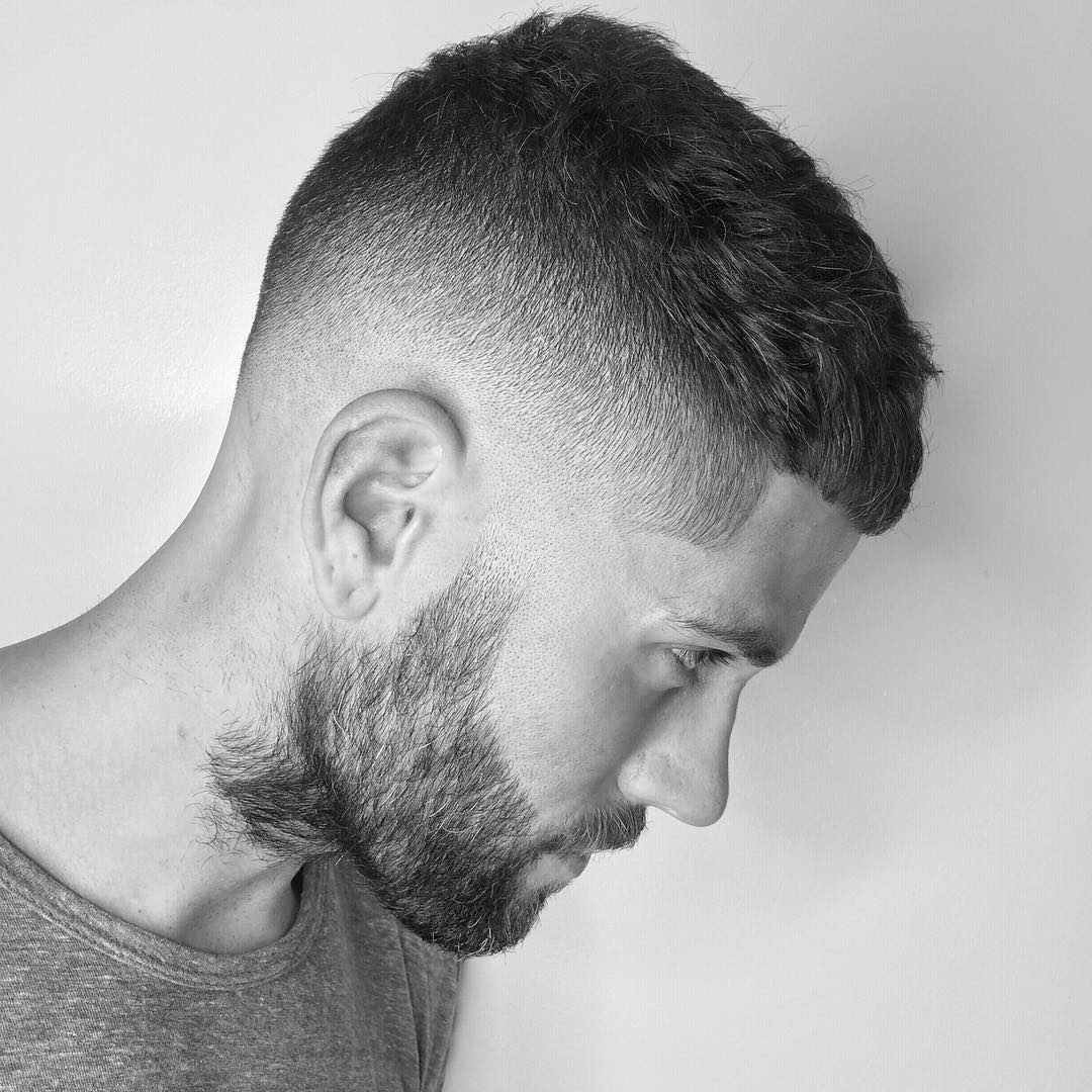 Short Hairstyles For Men 2018 Within Short Straight Hairstyles For Men (View 11 of 25)
