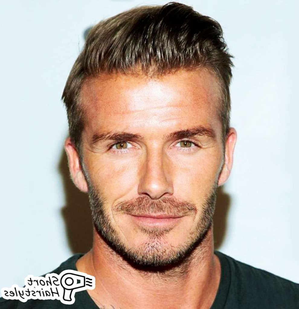 Short Hairstyles For Men With Big Foreheads (View 4 of 25)