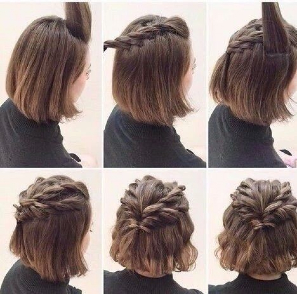 Short Hairstyles For Prom – Leymatson Intended For Prom Short Hairstyles (View 8 of 25)
