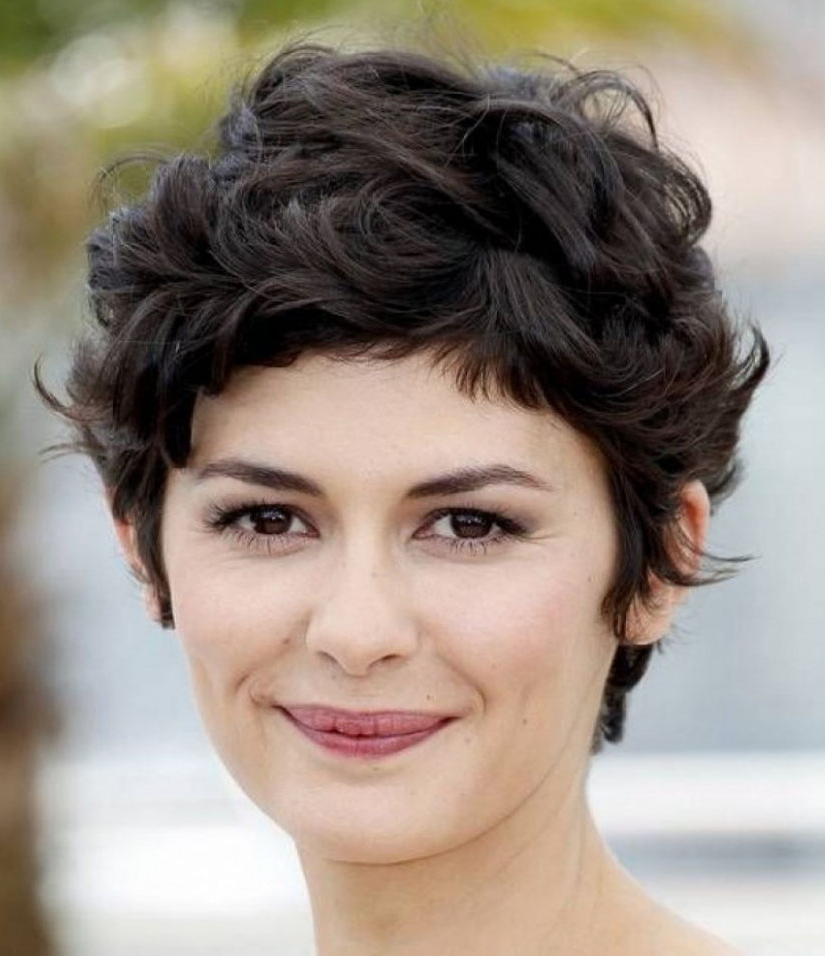 Short Hairstyles For Round Faces 2018 – Evesteps Pertaining To Simple Short Haircuts For Round Faces (View 20 of 25)