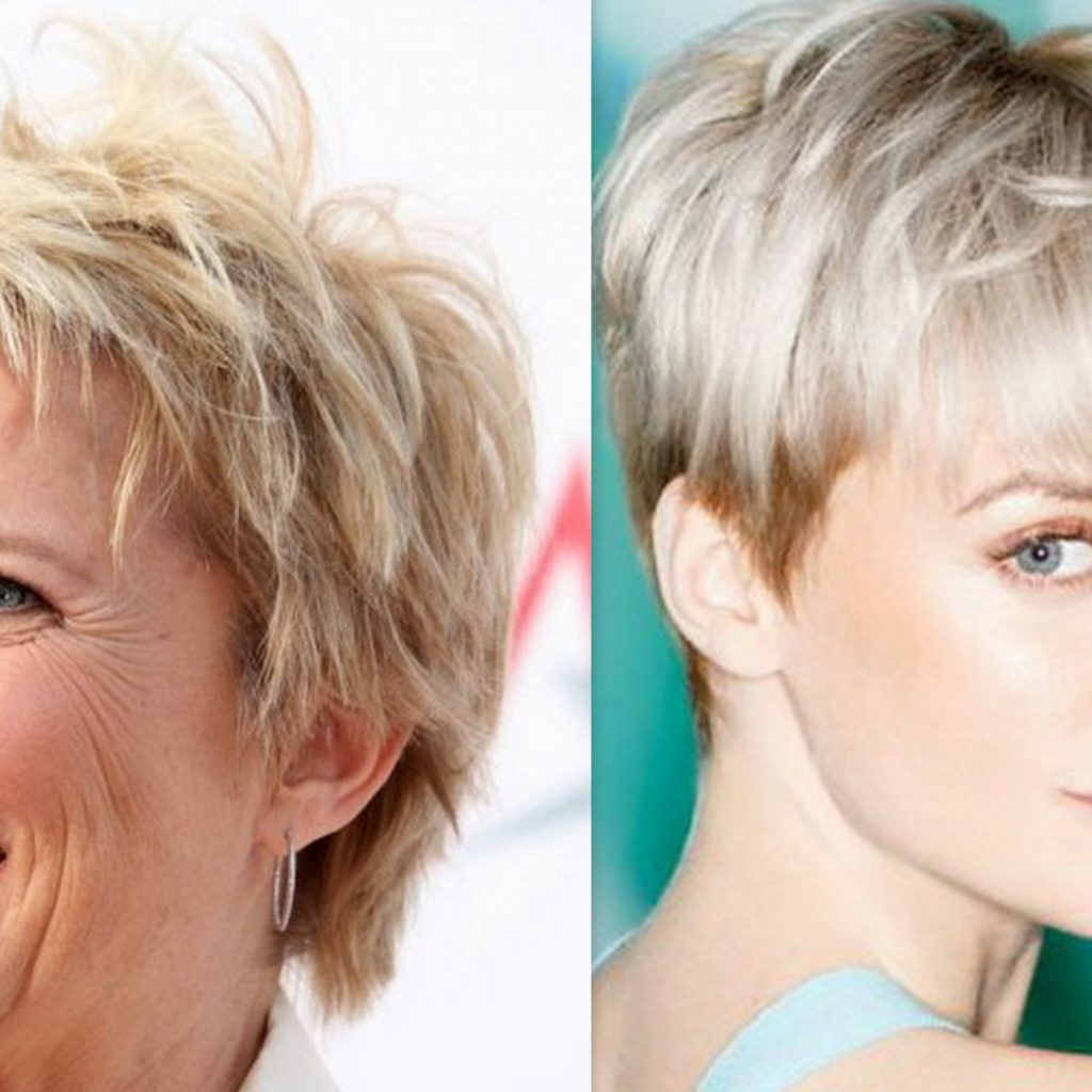 Short Hairstyles For Round Faces With Double Chins – Drive ~ Best With Regard To Short Hairstyles For Fat Faces And Double Chins (View 10 of 25)