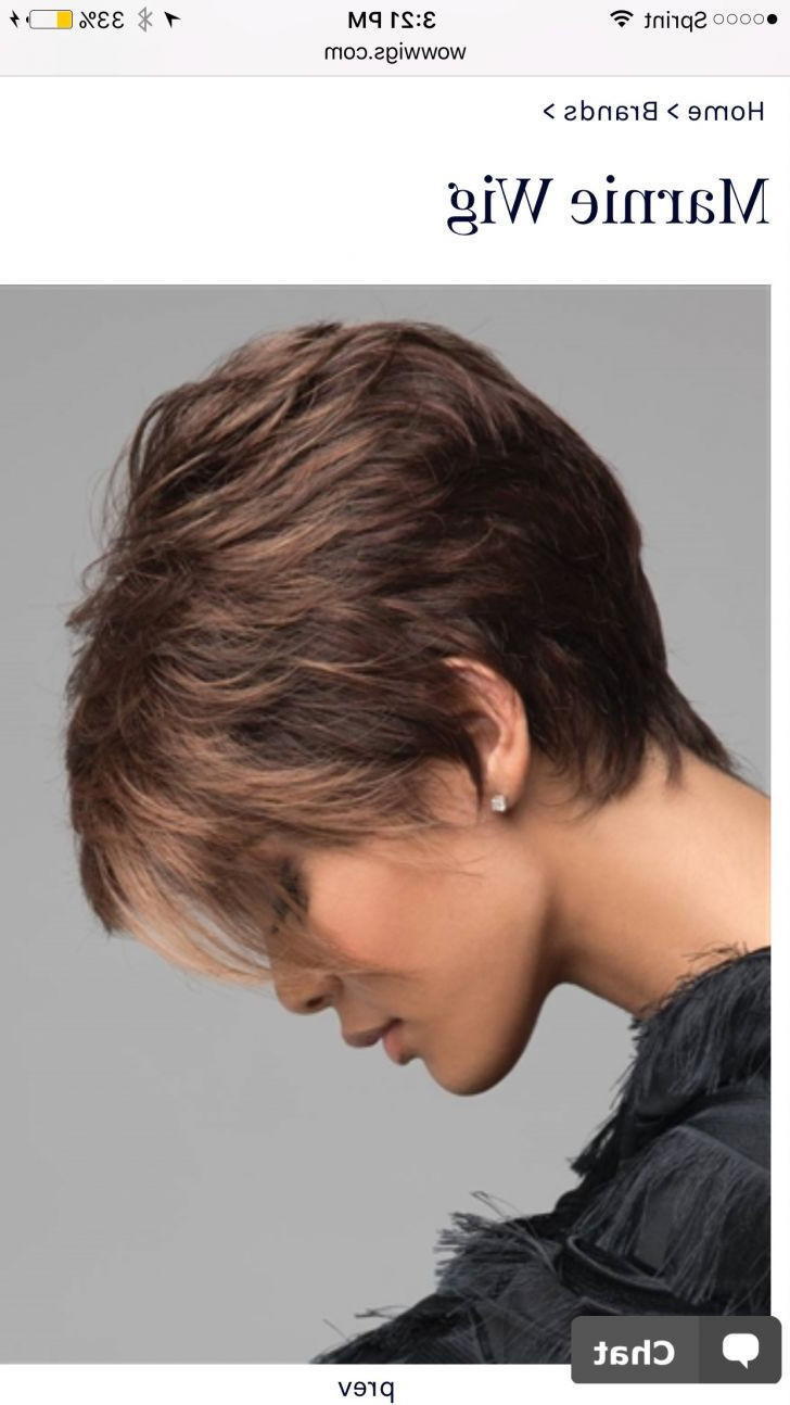 Short Hairstyles For Spring Awesome Spring Short Hairstyles 2018 Regarding Short Hairstyles For Spring (View 23 of 25)