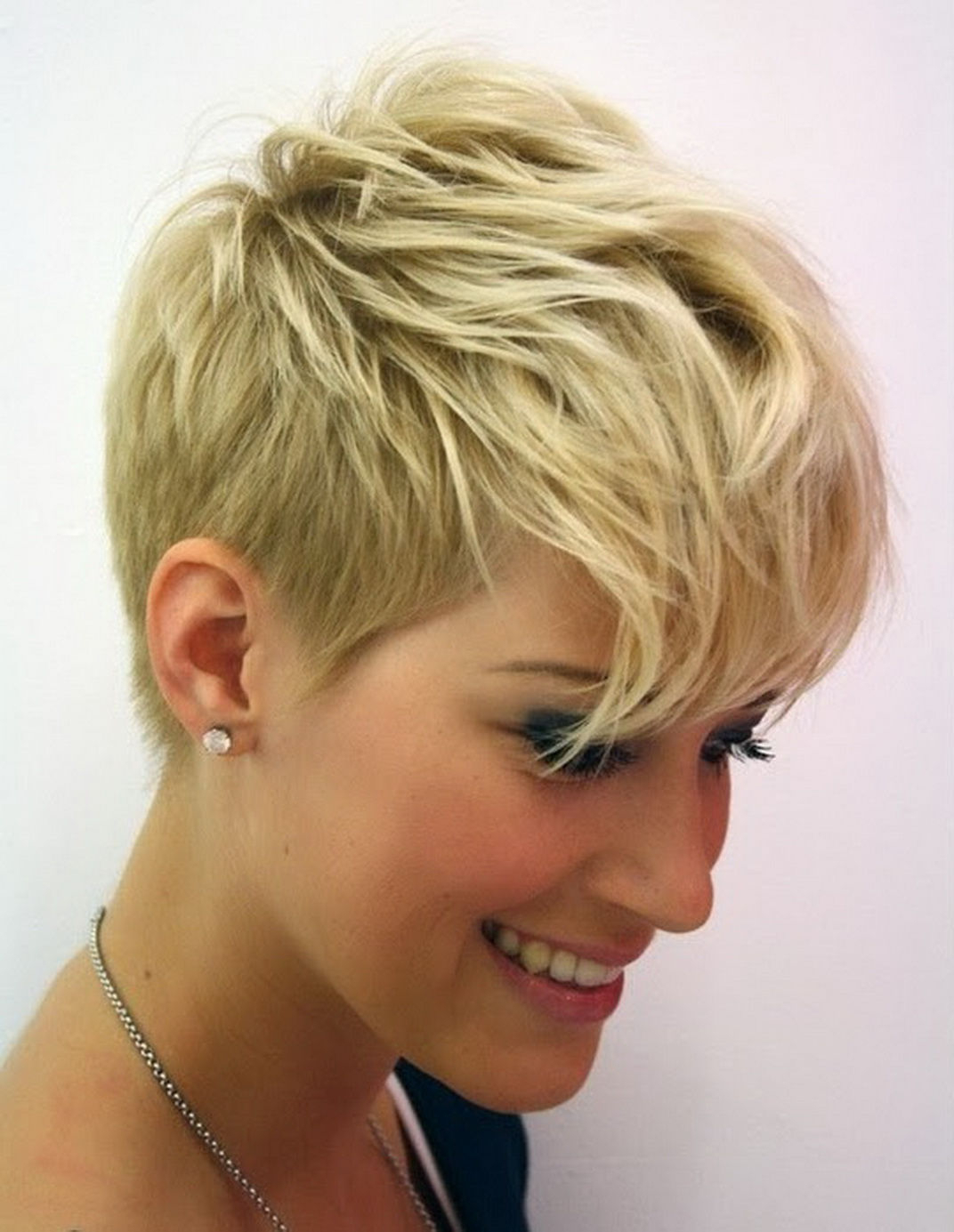 Short Hairstyles For Summer 2014 – Fashionsy Inside Short Hairstyles For Summer (View 3 of 25)
