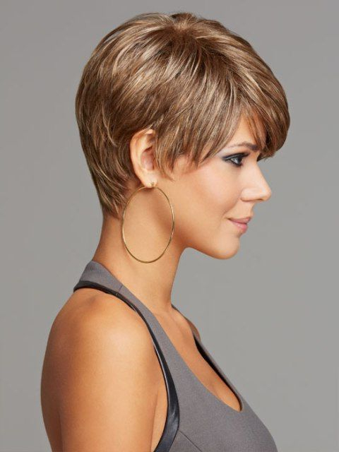 Short Hairstyles For Thick Hair For Square Faces | Hair Styles With Regard To Straight Pixie Hairstyles For Thick Hair (View 14 of 25)
