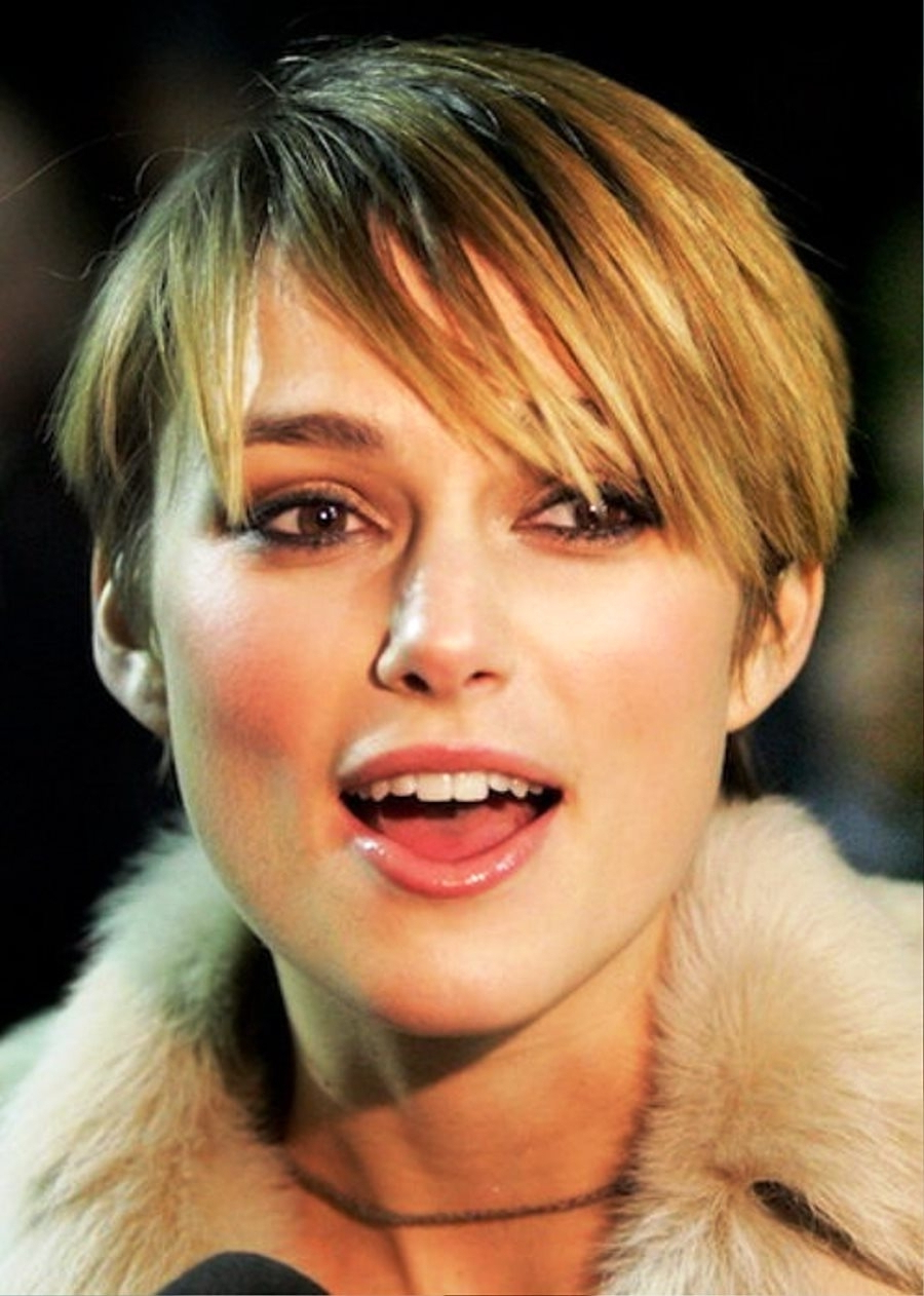 Short Hairstyles For Thick Straight Hair   Fashion Blog With Cute Short Haircuts For Thin Straight Hair (View 21 of 25)