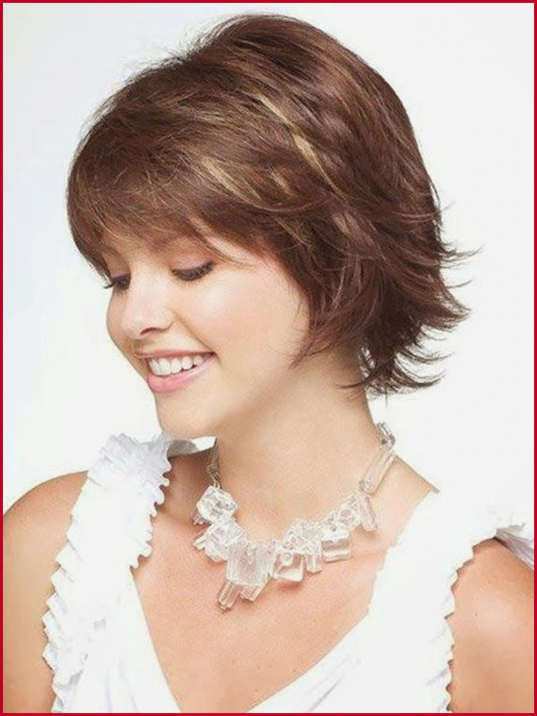 Short Hairstyles For Thick Wavy Hair 145575 Short Hairstyles For Inside Short Hairsyles For Thick Wavy Hair (View 24 of 25)