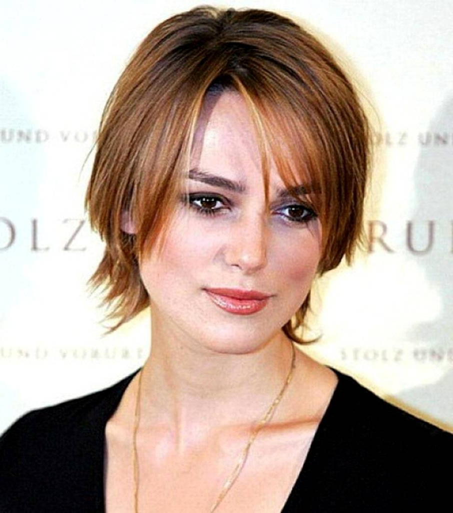 Short Hairstyles For Thin Fine Hair 2017 – Weddinghairstyles (View 18 of 25)