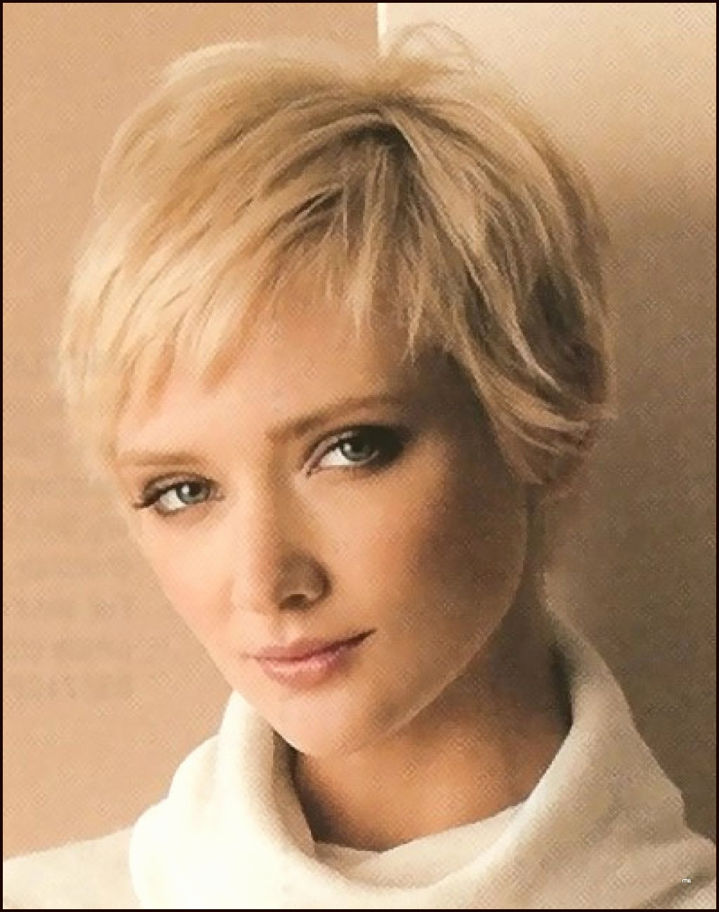 Short Hairstyles For Thin Fine Hair Over 60 Luxury Short Women Cuts Within Short Hairstyles For Thin Fine Hair (View 8 of 25)