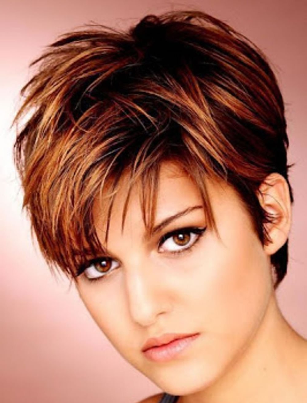 Short Hairstyles For Thin Hair And Long Face – Hairstyles For Long Hair With Short Haircuts For Thin Faces (View 7 of 25)