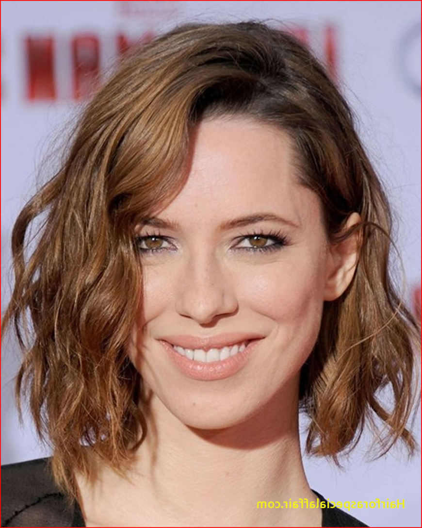 Short Hairstyles For Wavy Hair 2018 Curly & Wavy Short Hairstyles Regarding Short Cuts For Wavy Hair (View 21 of 25)