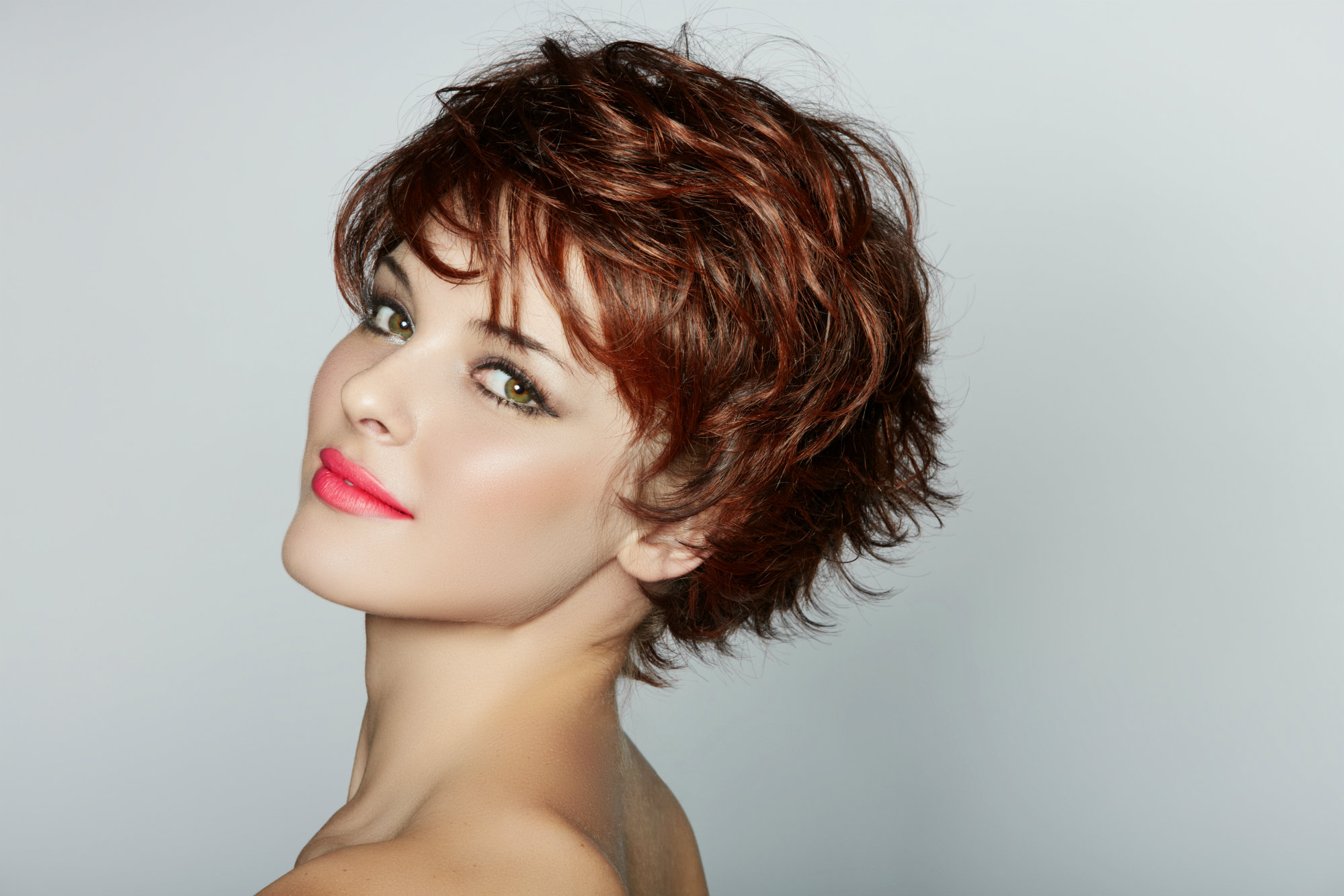 Short Hairstyles For Wavy Hair Ideas – Hair & Skin Health With Short Cuts For Wavy Hair (View 22 of 25)