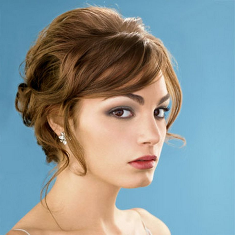 Short Hairstyles For Wedding Guest – Leymatson Within Hairstyles For Short Hair Wedding Guest (View 12 of 25)