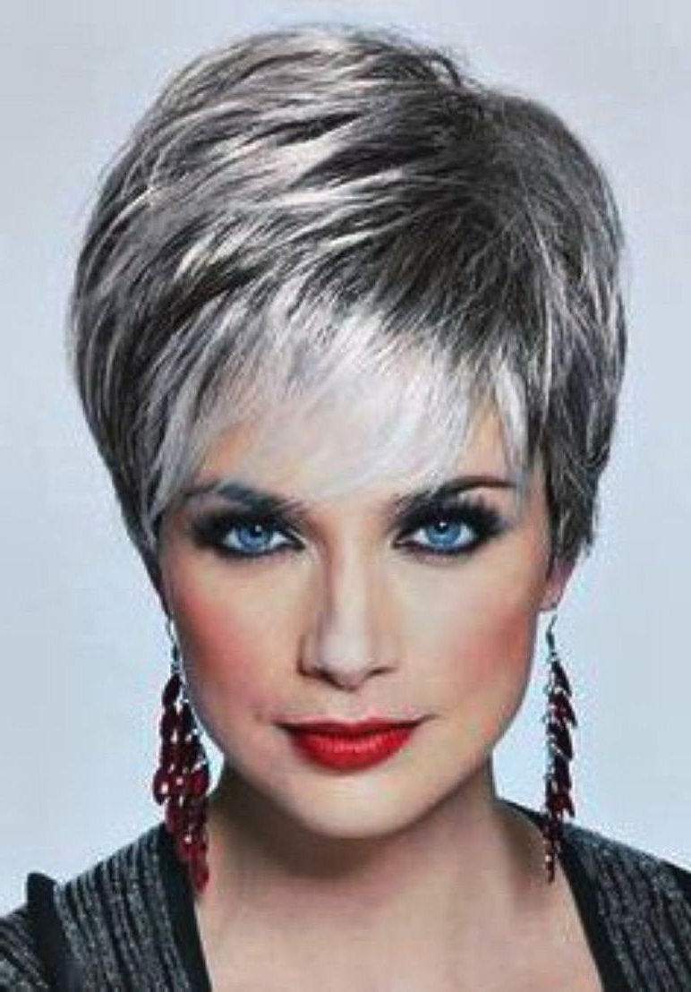 Short Hairstyles For Women | Haircut | Pinterest | Short Hairstyle With Short Hairstyles For 60 Year Olds (View 19 of 25)