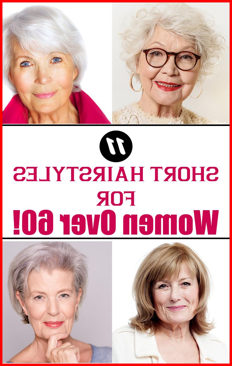 Short Hairstyles For Women Over 60 With Glasses 47885 Hairstyles For In Short Haircuts 60 Year Old Woman (View 22 of 25)