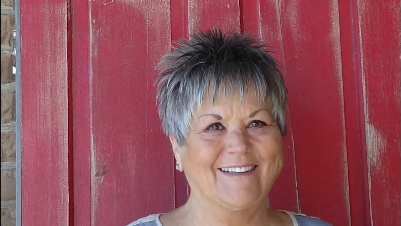Short Hairstyles For Women With Fine And Thin Hair And Over 50 60 In Short Haircuts For 60 Year Olds (View 22 of 25)