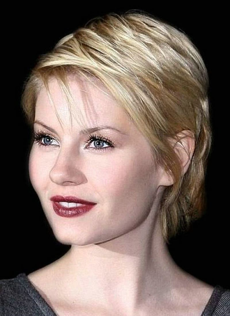 Short Hairstyles For Women With Fine Thin Hair | Hair With Regard To Short Hairstyles For Fine Thin Straight Hair (View 12 of 25)