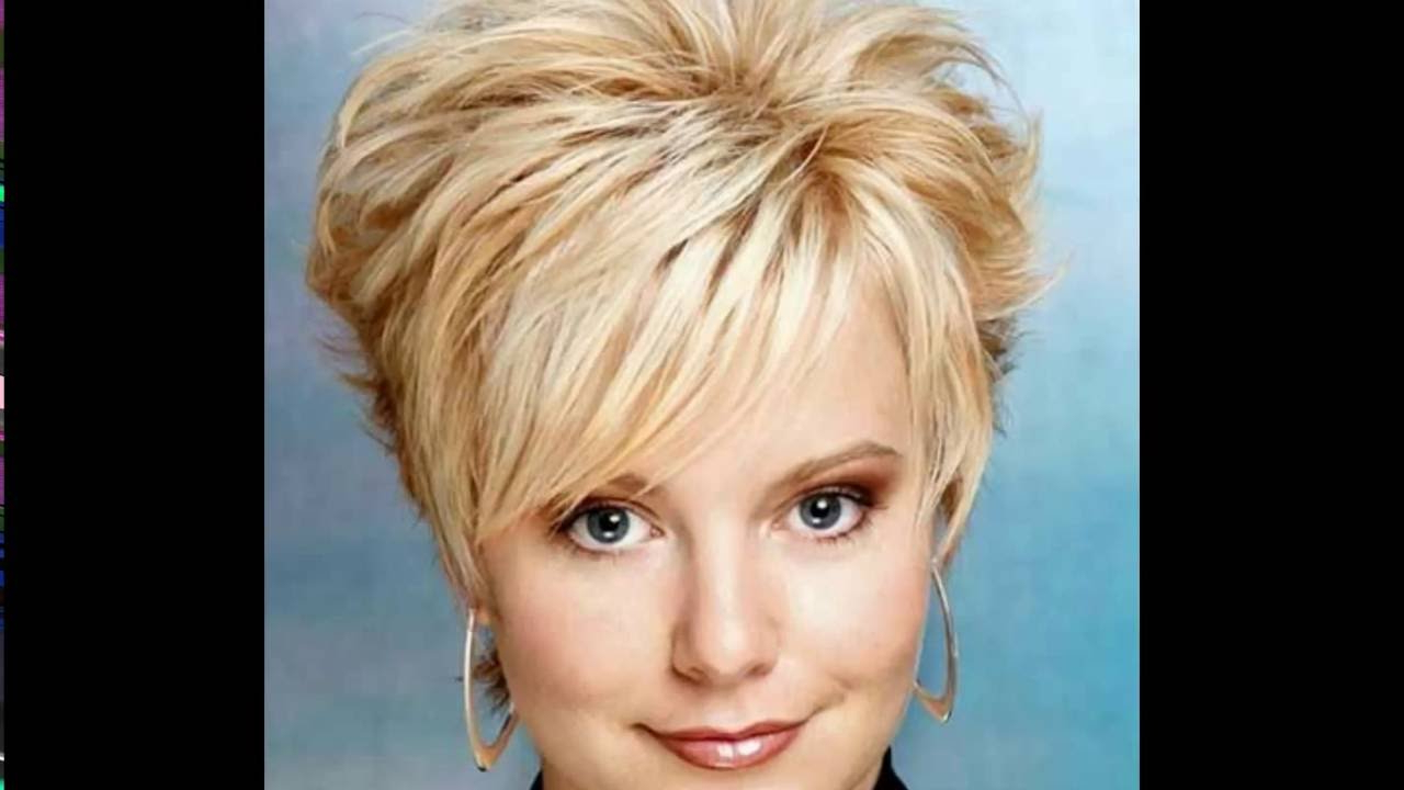 Short Hairstyles For Women With Thick Hair ? Latest Short Intended For Short Hairstyles For Thick Hair (View 5 of 25)