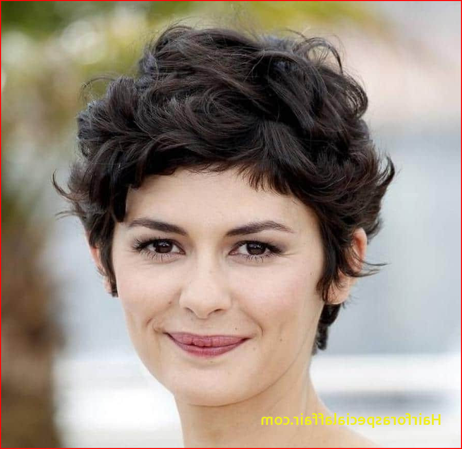 Short Hairstyles For Women With Wavy Hair Short Curly Haircuts For Pertaining To Short Haircuts For Wavy Frizzy Hair (View 3 of 25)