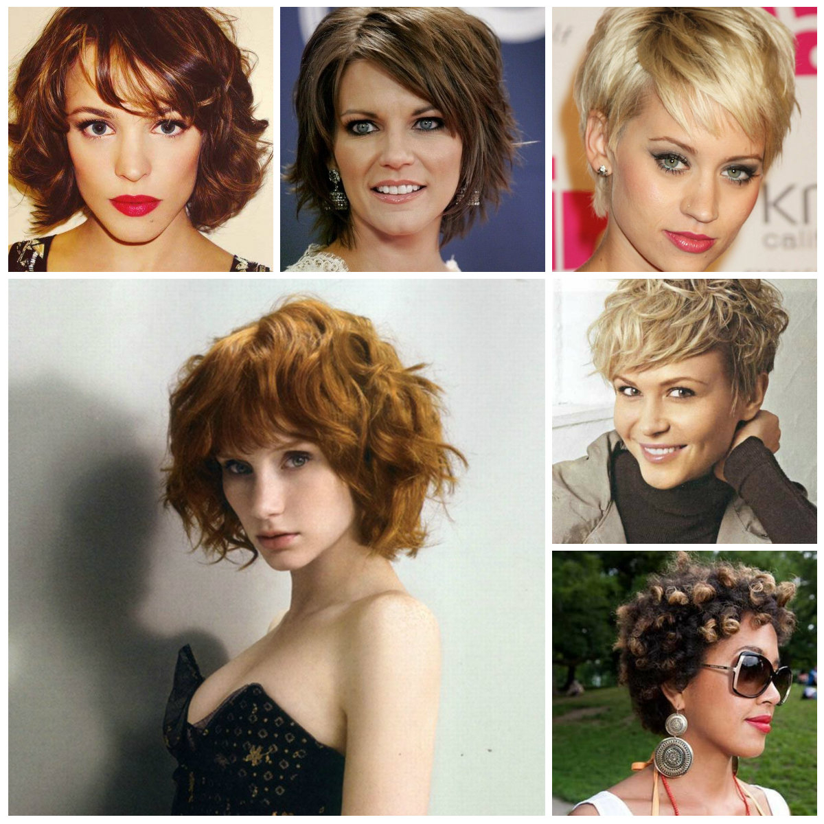 Short Hairstyles | Hairstyles For Women 2019, Haircuts For Long With Regard To Short Haircuts For Voluminous Hair (View 14 of 25)
