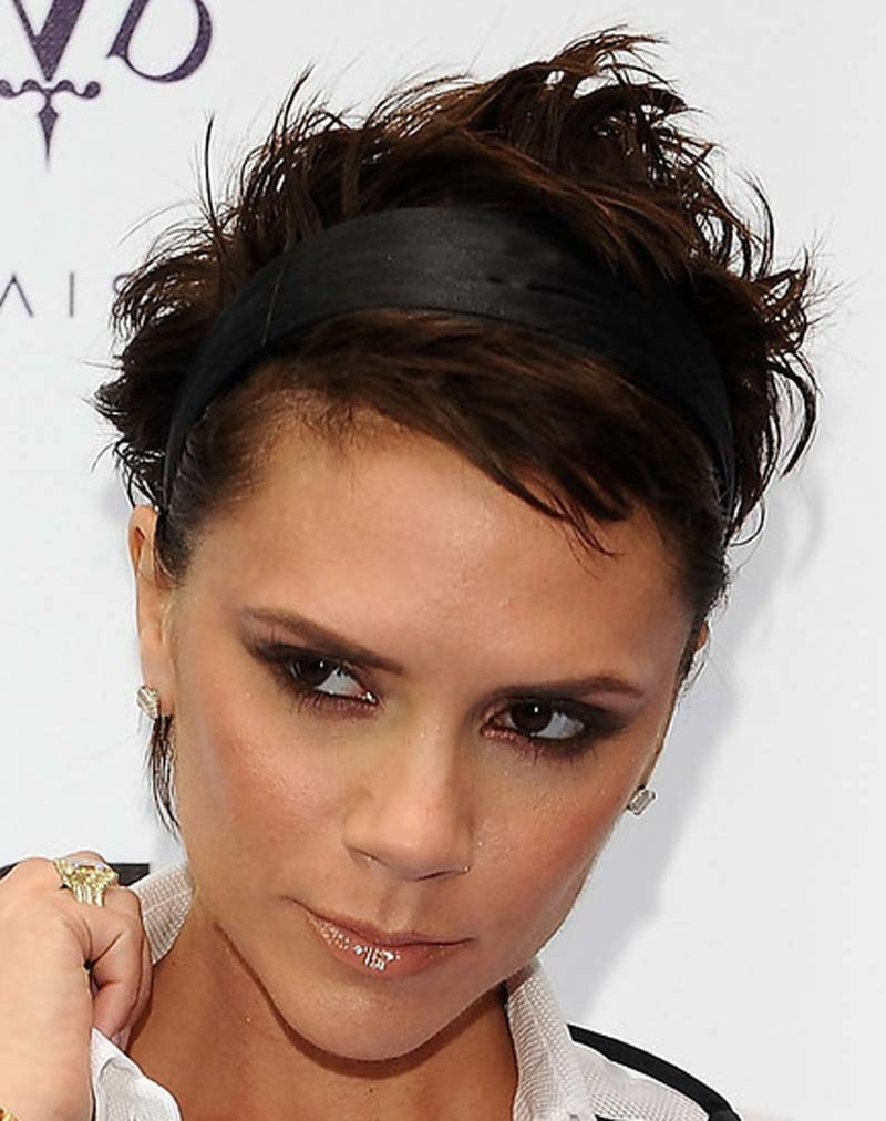 Short Hairstyles – Hairstylestyle Inside Spunky Short Hairstyles (View 19 of 25)
