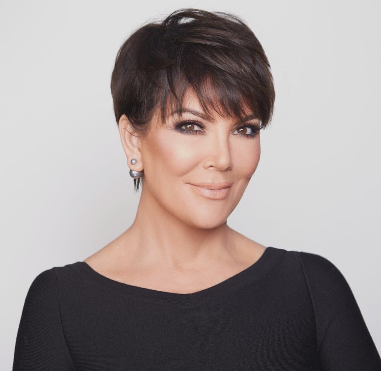 Short Hairstyles : Kris Jenner Short Hairstyle Photos Short Hairstyless With Regard To Kris Jenner Short Hairstyles (View 4 of 25)