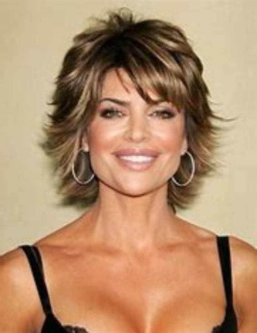 Short Hairstyles Over 50 Inspirational Breathtaking 45 Y Short Within Short Haircuts For Women Over  (View 21 of 25)