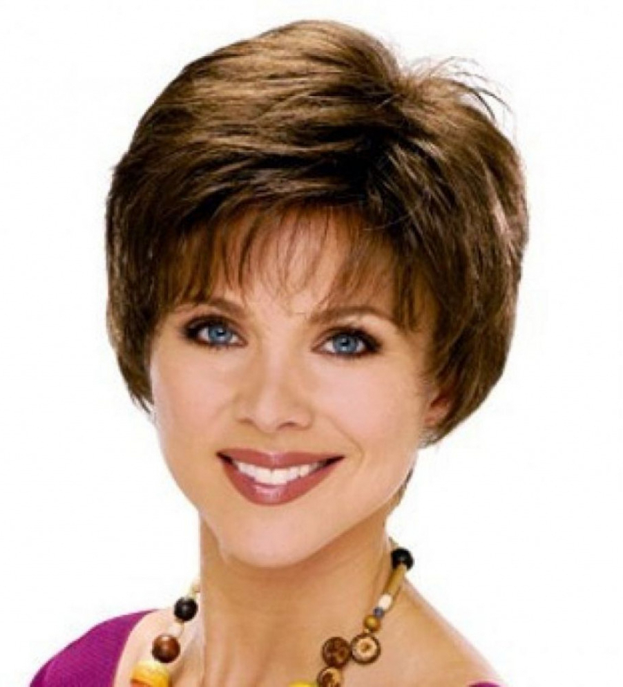 Short Hairstyles Over 50 With Glasses   Best Hairstyles And Haircuts Within Short Haircuts For People With Glasses (View 5 of 25)