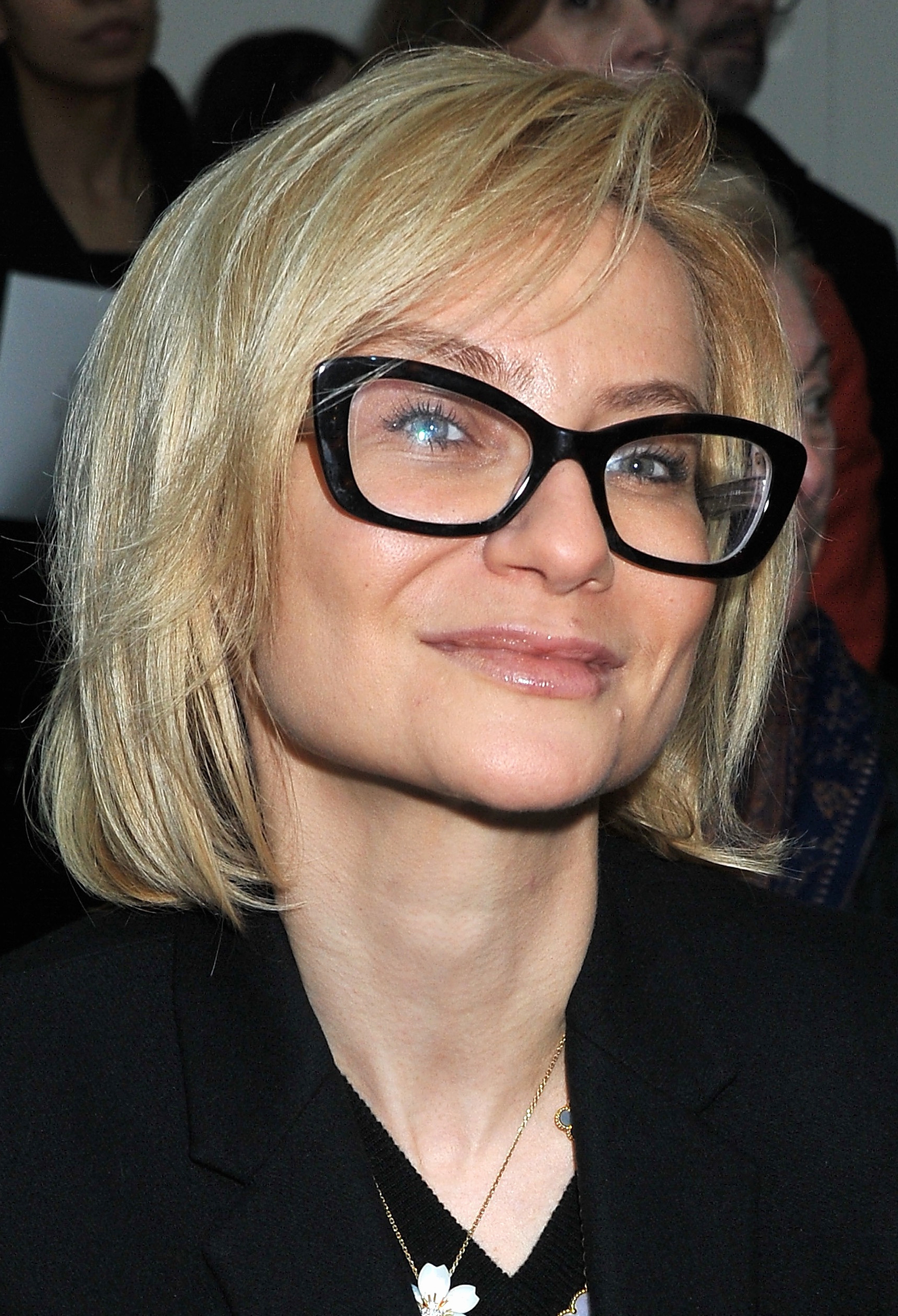 Short Hairstyles Over 50 With Glasses Short Hairstyles Over 50 With Pertaining To Short Haircuts For People With Glasses (View 10 of 25)