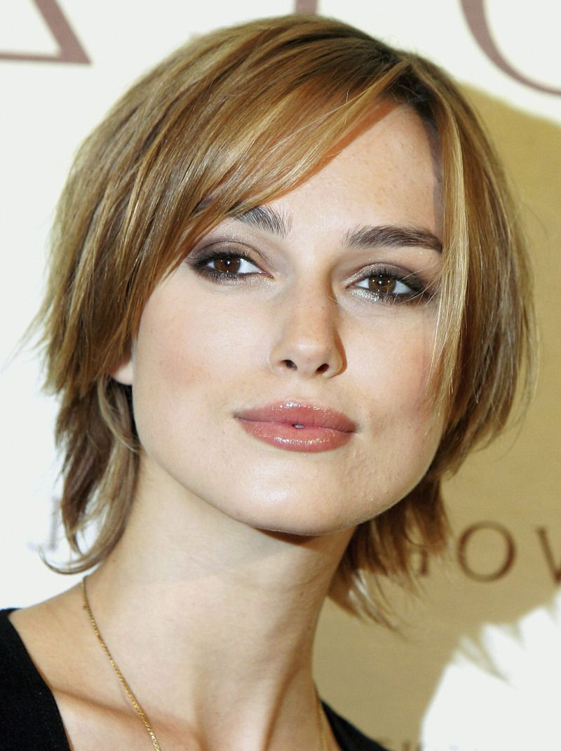Short Hairstyles | Sassy Uptown Chic: Keira Knightley's Short Intended For Keira Knightley Short Hairstyles (View 3 of 25)