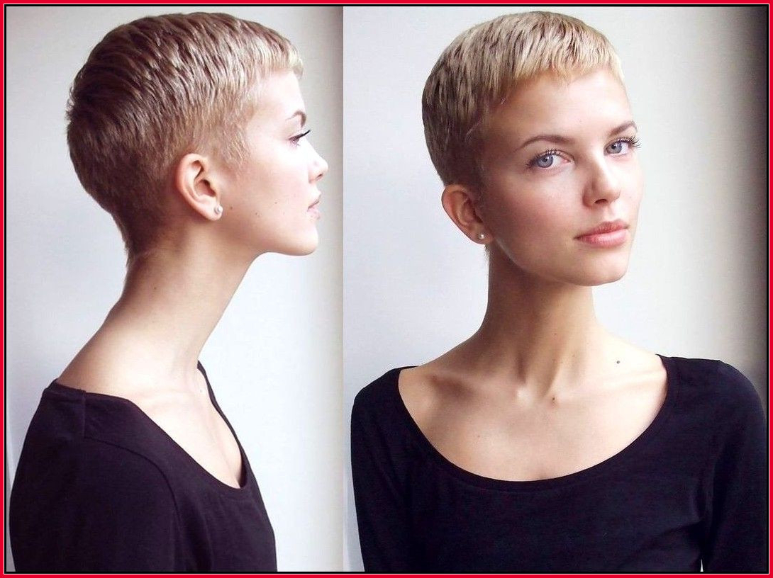 Short Hairstyles Shaved Sides And Back 42393 Shaved Back And Sides Within Short Hairstyles With Both Sides Shaved (View 24 of 25)