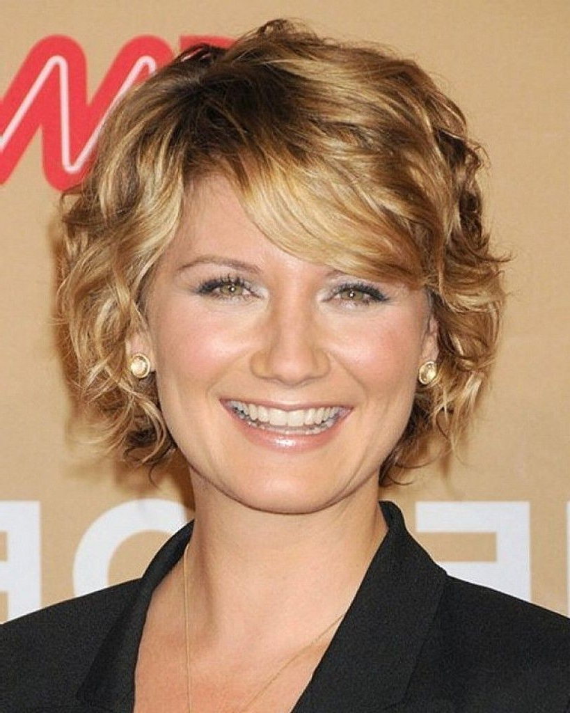 Short Hairstyles : Short Curly Hairstyles For Women Over 40 With Intended For Short Curly Hairstyles For Over (View 16 of 25)