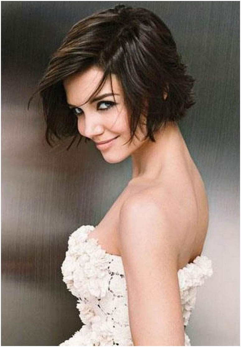 Short Hairstyles Wedding Bridesmaid – Best Bridal Collection Inside Short Hairstyles For Weddings For Bridesmaids (View 15 of 25)
