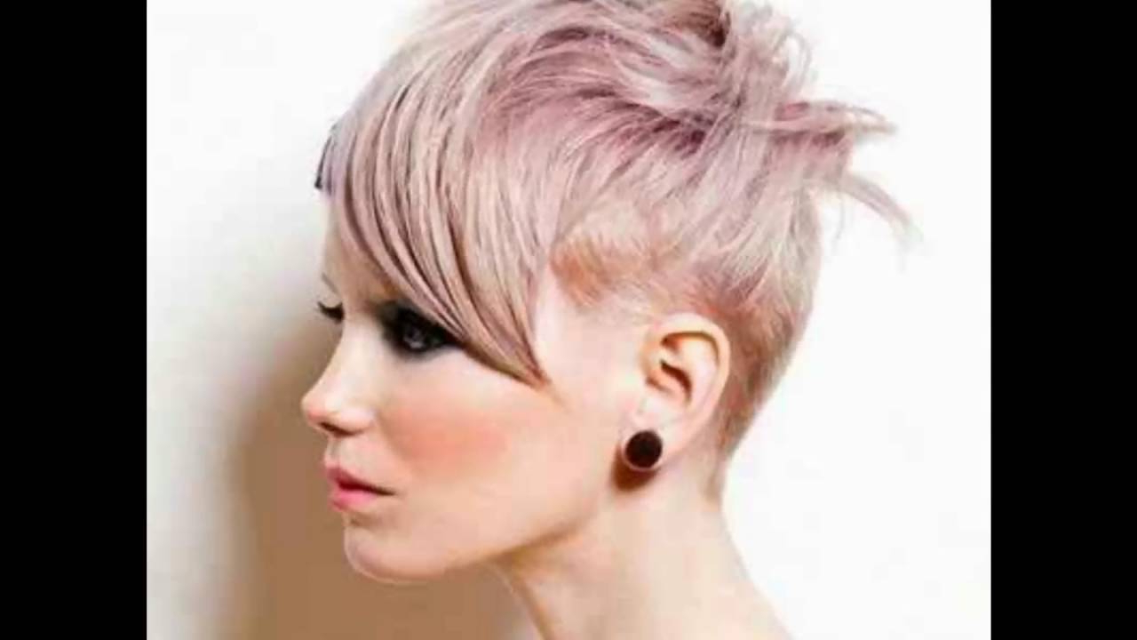 Short Hairstyles With Bangs For Fine Hair ? Short Hairstyles With With Short Hairstyles With Bangs For Fine Hair (View 18 of 25)